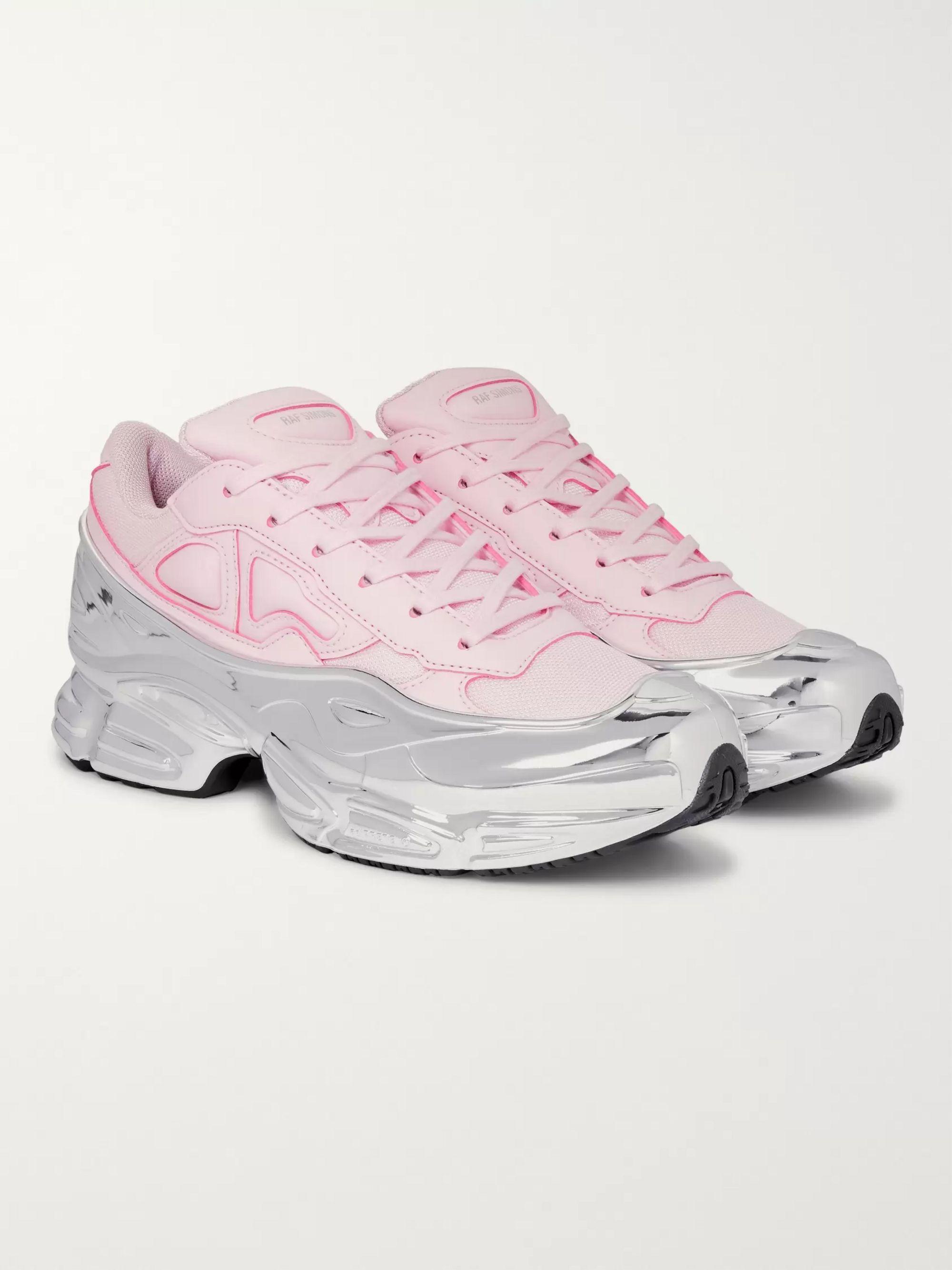 + adidas Originals Mirrored Ozweego Sneakers