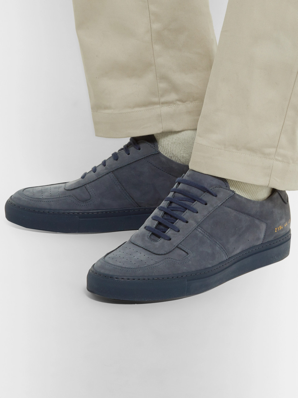 Common Projects BBall Nubuck Sneakers
