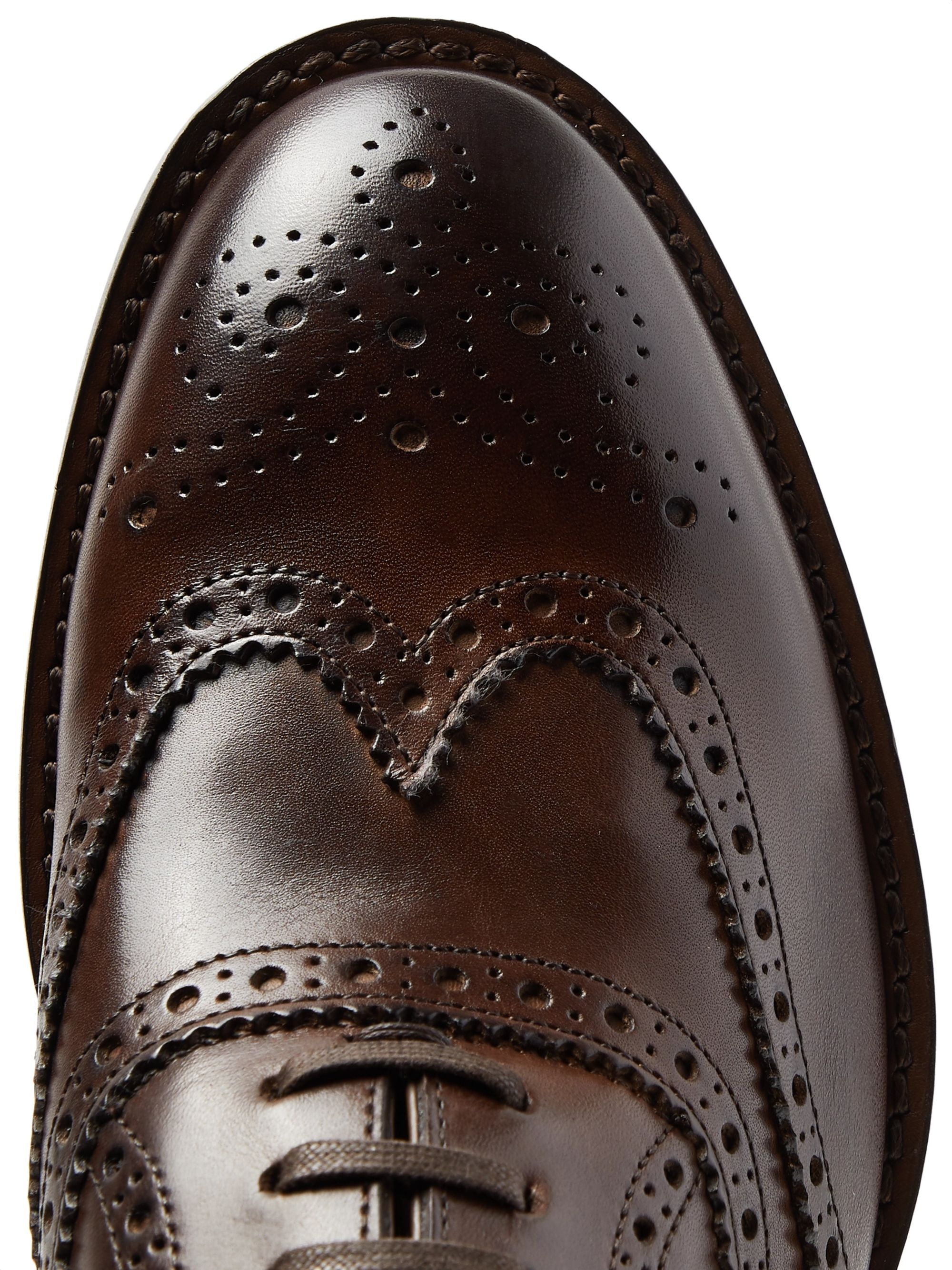Paul Smith Munro Leather Wingtip Brogues