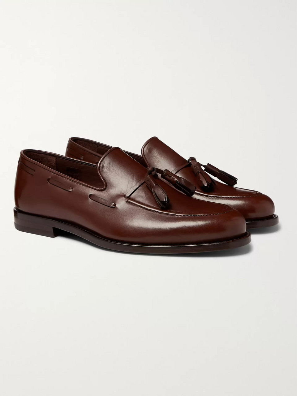 9179662995b Paul Smith Larry Leather Tasselled Loafers