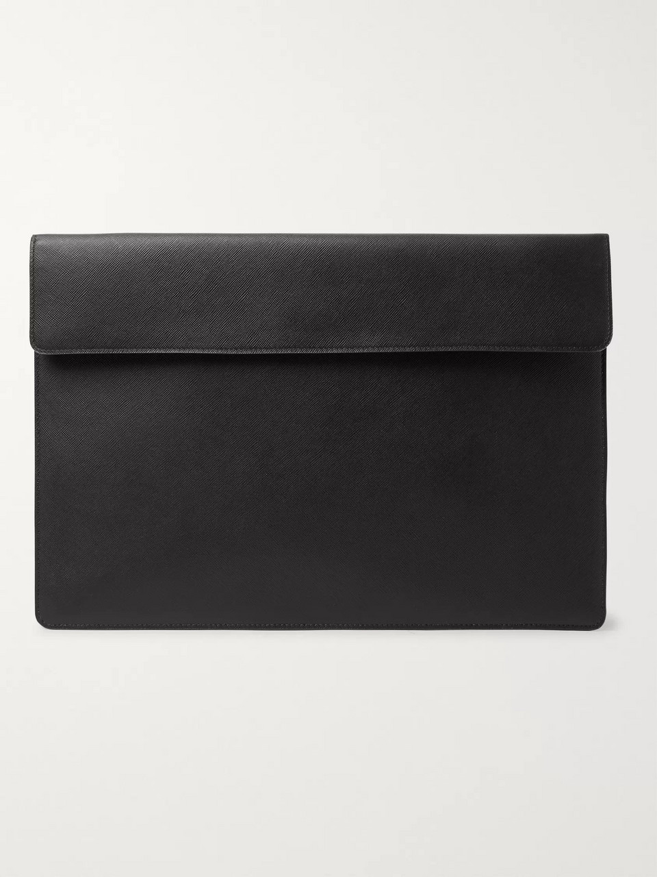 Common Projects Cross-Grain Leather Pouch