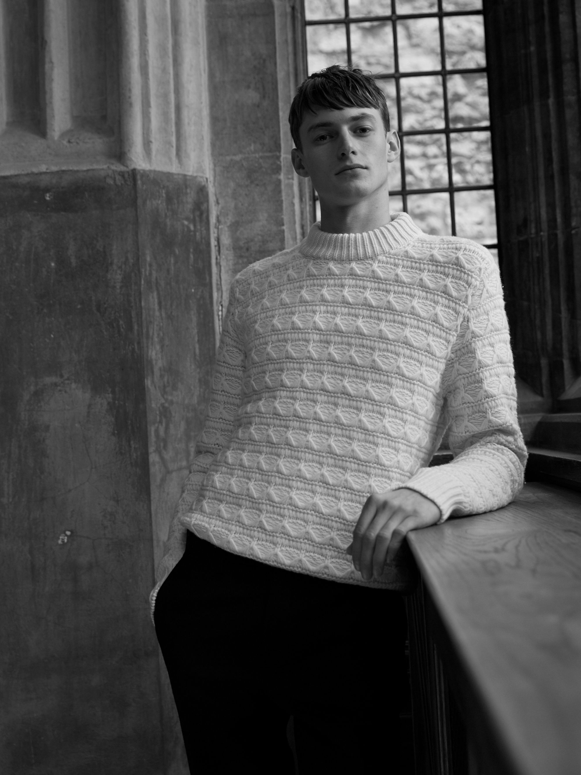 Mr P. Wool-Blend Sweater