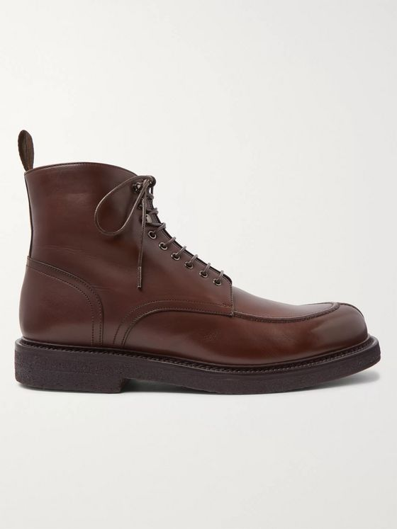 MR P. Jacques Leather Boots