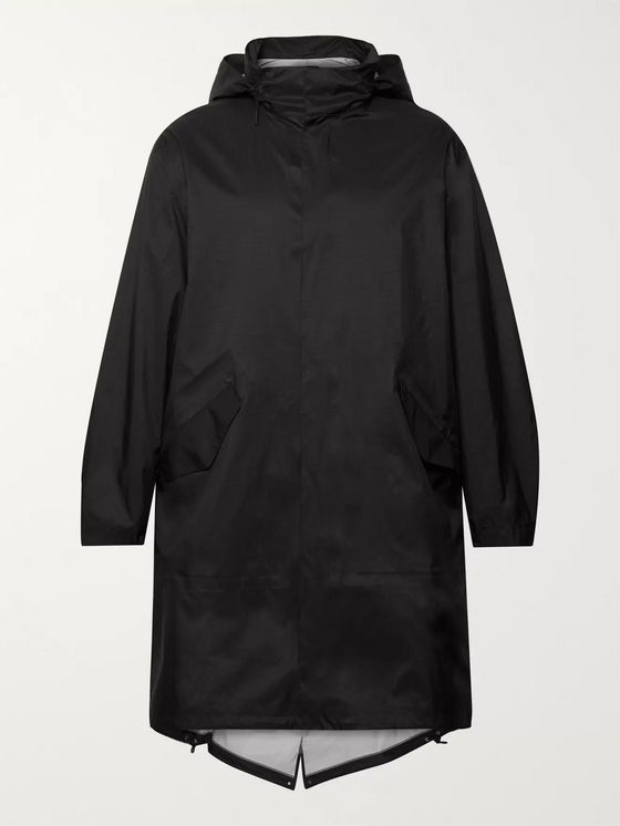 Theory Rhys Nylon-Ripstop Jacket