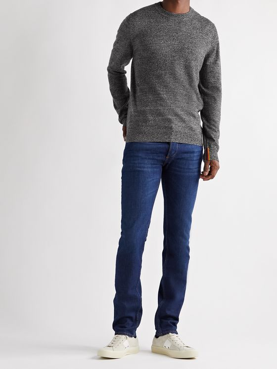 PAUL SMITH Mélange Cashmere Sweater