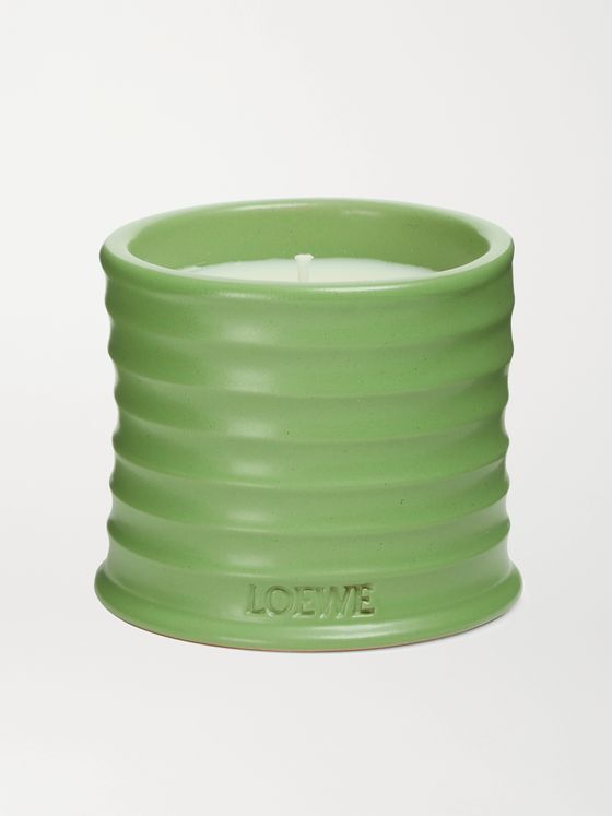 LOEWE HOME SCENTS Luscious Pea Scented Candle, 170g