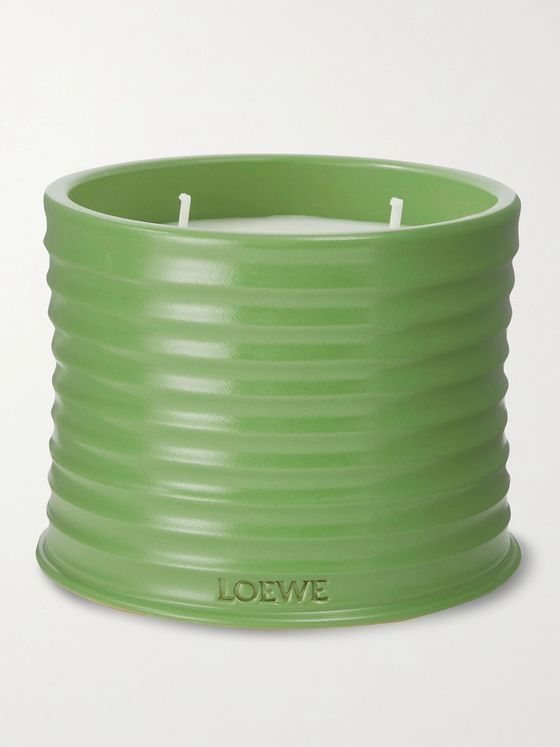 LOEWE HOME SCENTS Luscious Pea Scented Candle, 610g