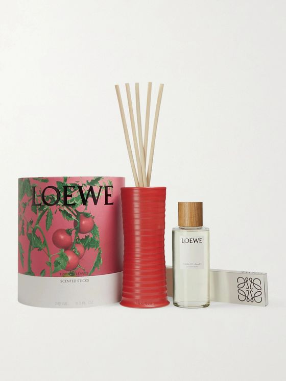 LOEWE HOME SCENTS Tomato Leaves Scent Diffuser, 245ml