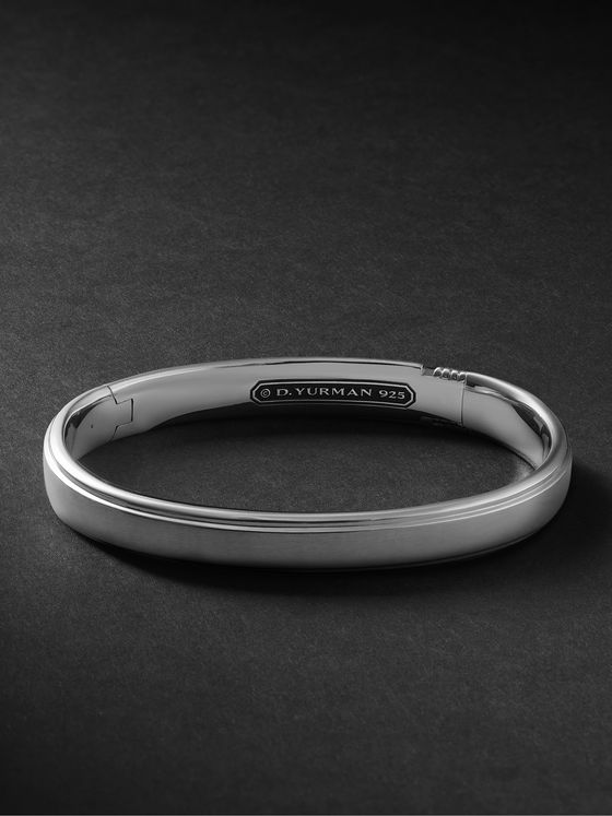 DAVID YURMAN Streamline Sterling Silver Bracelet