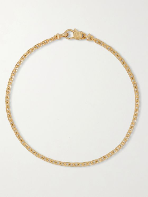 TOM WOOD Gold-Plated Bracelet