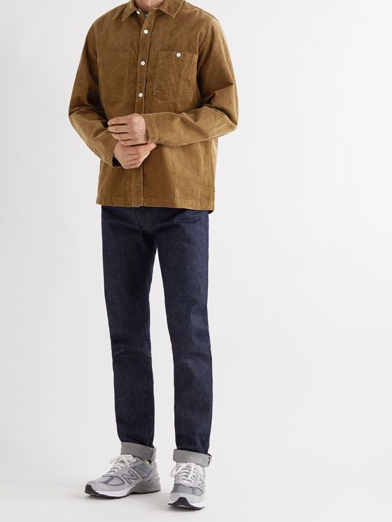 Norse Projects Arnold Cotton-Corduroy Shirt