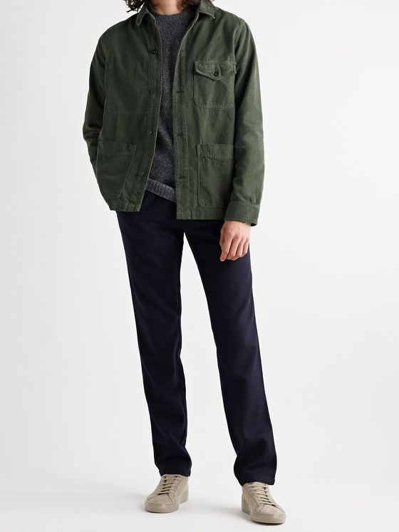 Hartford Jimo Cotton-Corduroy Jacket