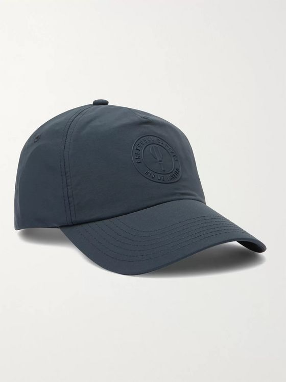FRESCOBOL CARIOCA Logo-Detailed Shell Baseball Cap