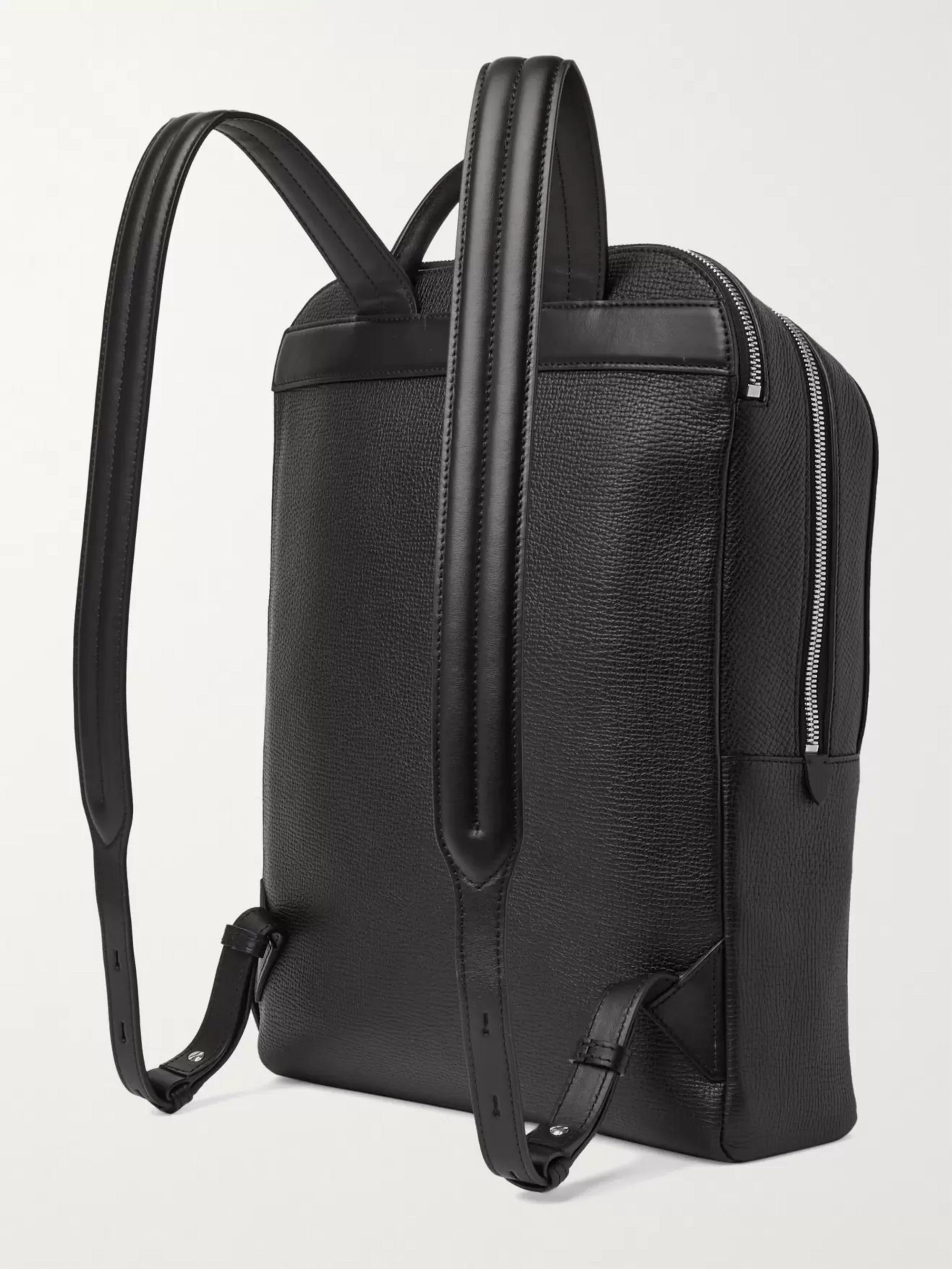 SMYTHSON Ludlow Full-Grain Leather Backpack