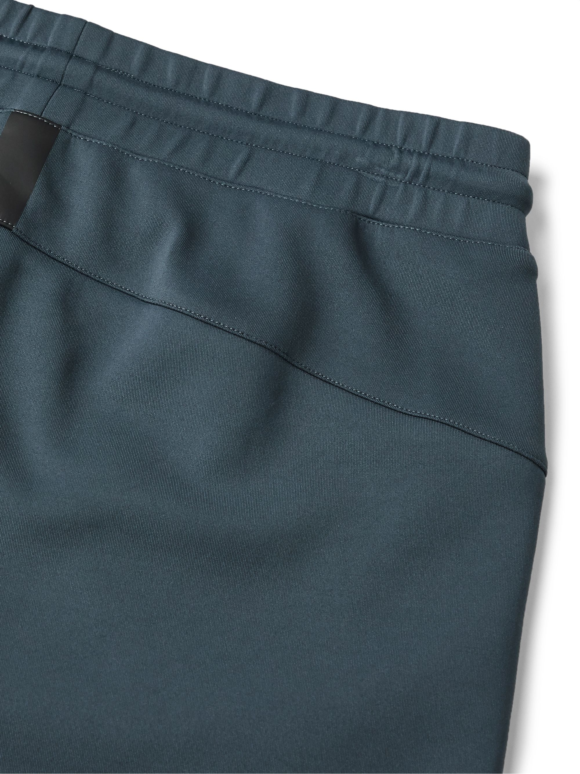 ORLEBAR BROWN Shark Capsule Blundell Stretch-Jersey Drawstring Shorts