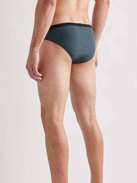Orlebar Brown Dachshund Swim Briefs