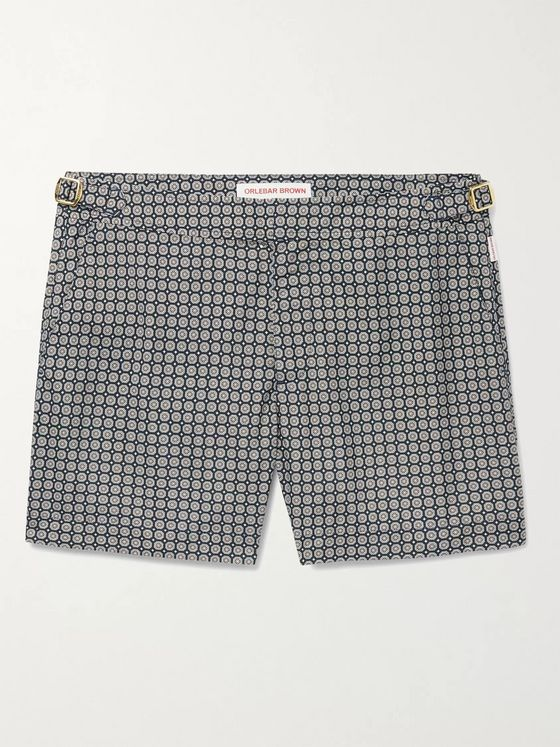 ORLEBAR BROWN Setter X Maravilla Slim-Fit Mid-Length Printed Swim Shorts
