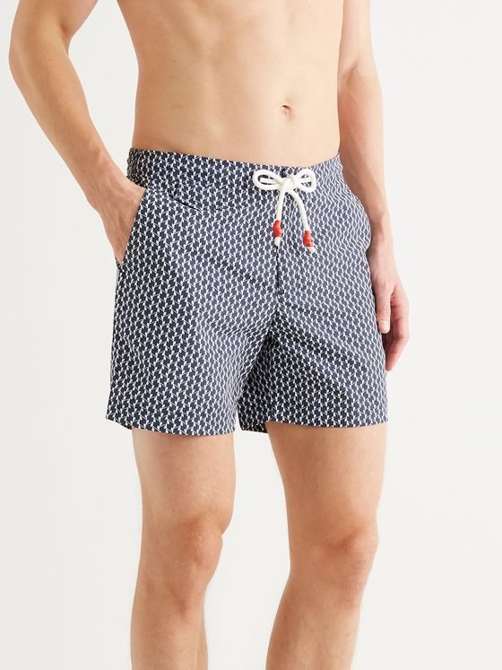 ORLEBAR BROWN Standard Mid-Length Printed Swim Shorts