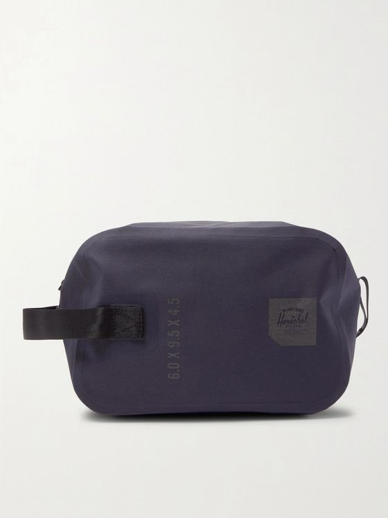 HERSCHEL SUPPLY CO Chapter Tarpaulin Wash Bag