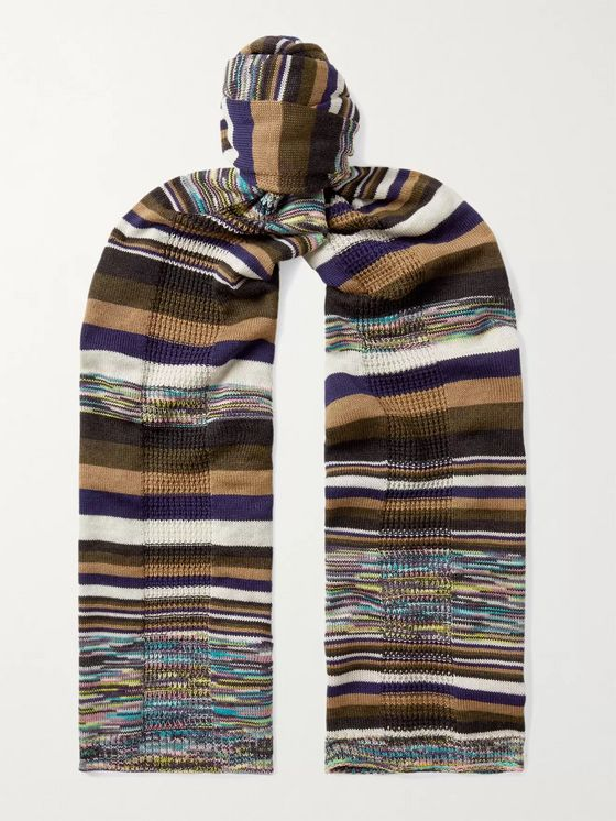 Missoni Space-Dyed Wool Scarf
