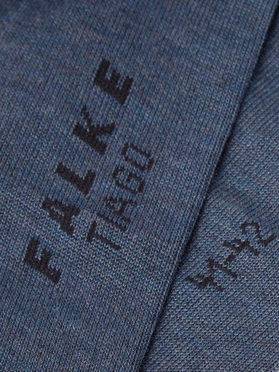 FALKE Tiago City Cotton-Blend Socks