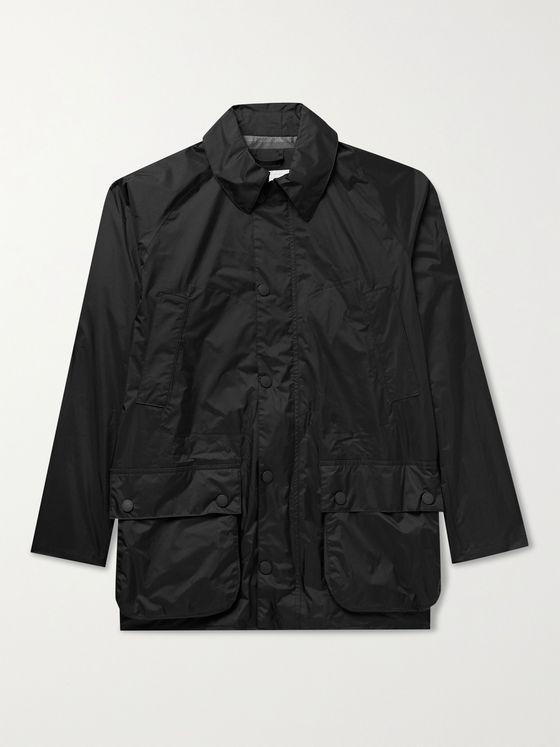 BARBOUR WHITE LABEL Bedale Slim-Fit Barbourtech Shell Jacket