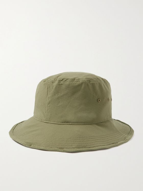 Snow Peak Quick Dry Perforated Shell Bucket Hat