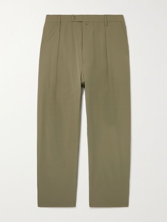 Snow Peak Quick Dry Woven Trousers