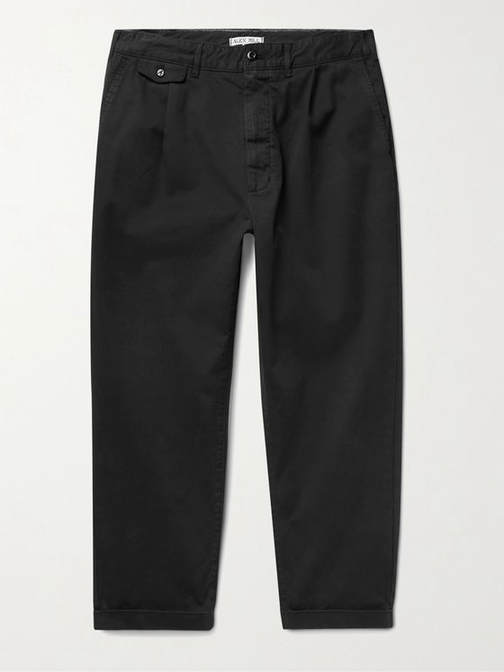 ALEX MILL Cotton-Blend Twill Chinos