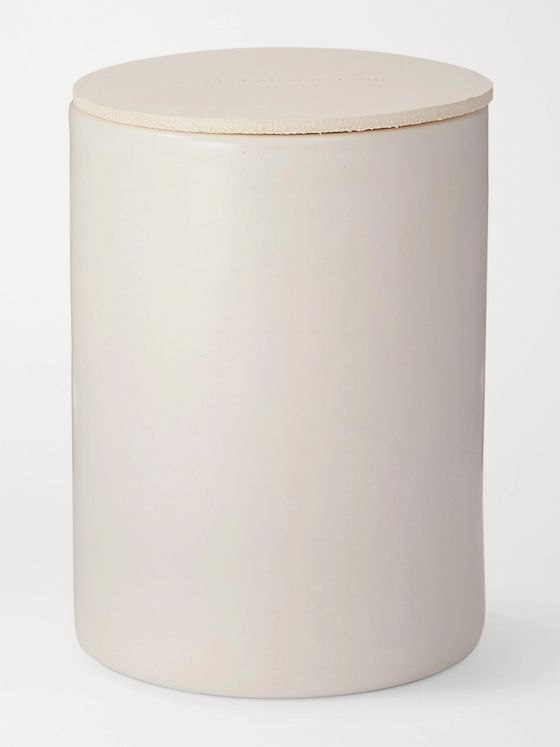 SSAM Captive Cuir Scented Candle, 240g