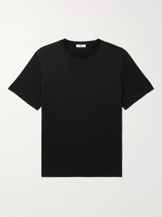 SSAM Sea Island Cotton-Jersey T-Shirt