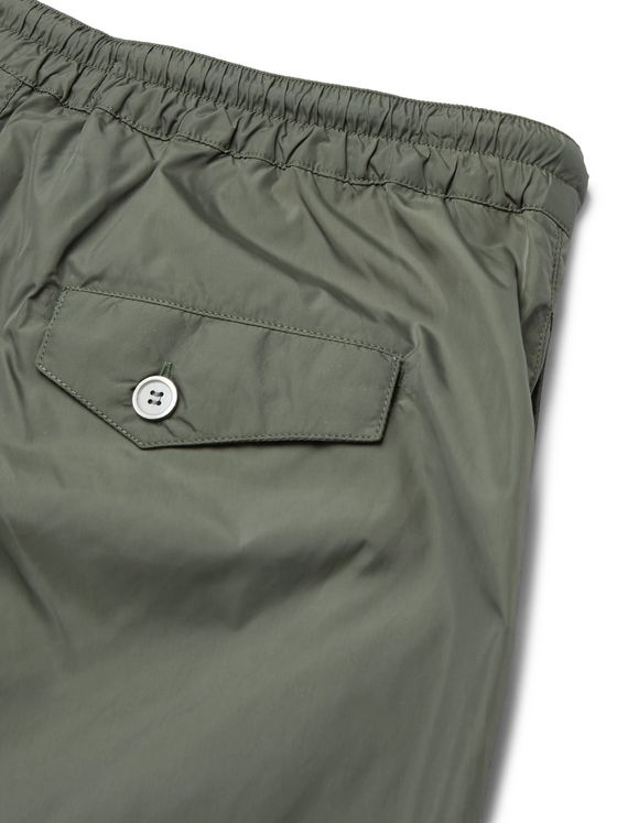 OFFICINE GÉNÉRALE Roman Short-Length Swim Shorts