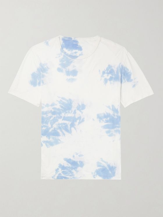 OFFICINE GÉNÉRALE Slim-Fit Tie-Dyed Cotton-Jersey T-Shirt