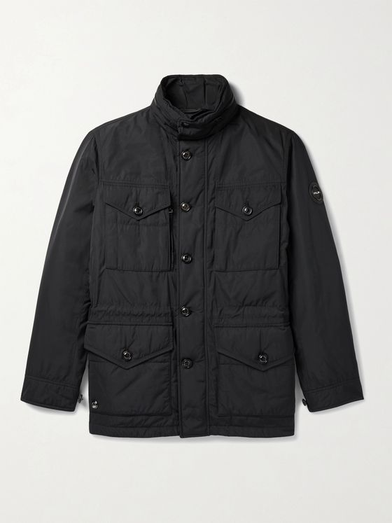 POLO RALPH LAUREN RLX Condover Hooded Recycled Shell Field Jacket