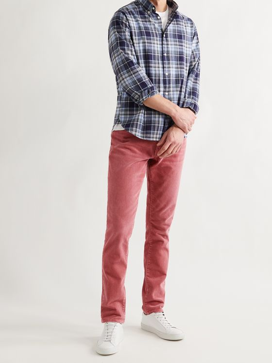 POLO RALPH LAUREN Sullivan Slim-Fit Stretch-Cotton Corduroy Chinos