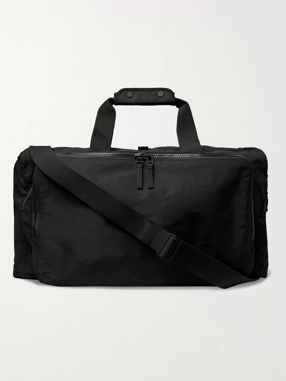 JAMES PERSE Long Trip Nylon Duffle Bag