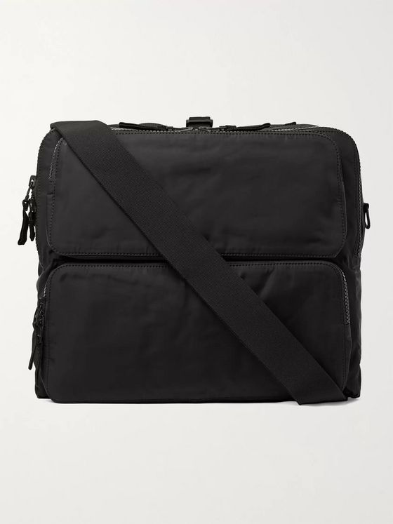 JAMES PERSE Nylon Messenger Bag