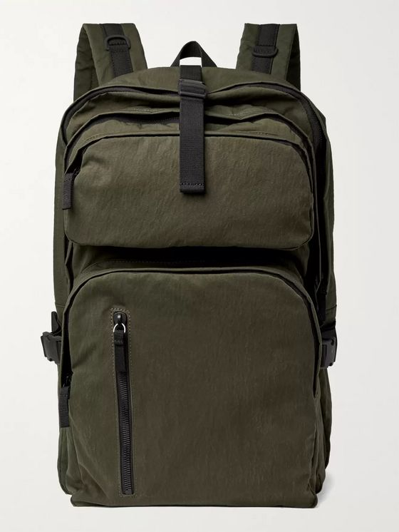 James Perse Sierra Nylon Backpack