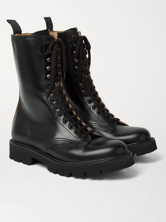 GRENSON Bernard Chromexcel Leather Boots