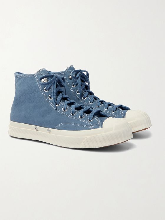 CONVERSE Chuck 70 Bosey Water-Repellent Suede High-Top Sneakers