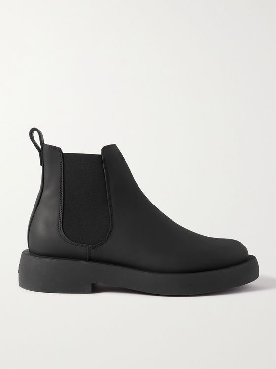 CLARKS ORIGINALS Mileno Leather Chelsea Boots