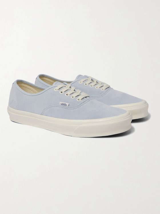 Vans UA OG Authentic LX Suede Sneakers