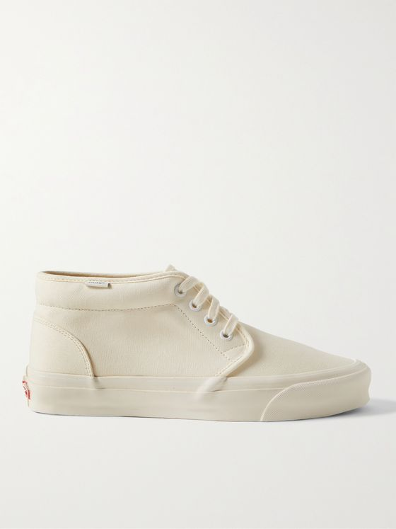Vans OG Chukka LX Canvas High-Top Sneakers