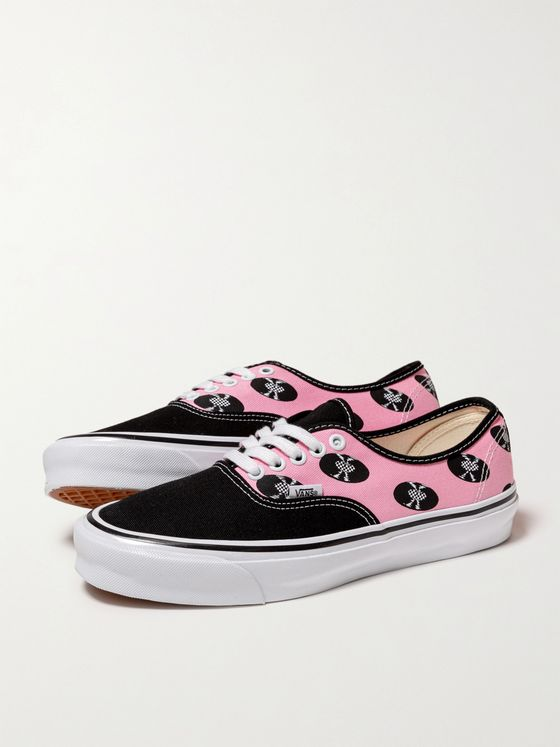 Vans + Wacko Maria UA OG Authentic LX Canvas Sneakers