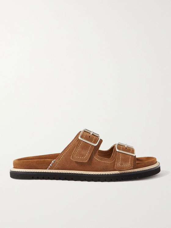 PAUL SMITH Phoenix Suede Sandals