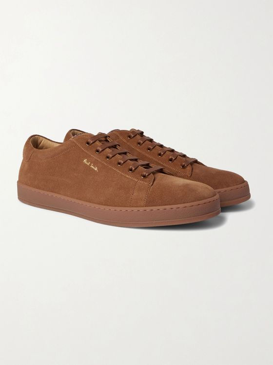 PAUL SMITH Hassler Suede Sneakers