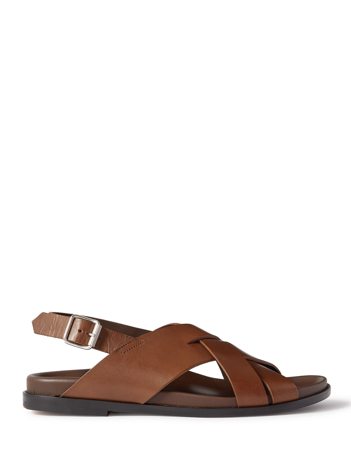 Paul Smith CHANDLER LEATHER SANDALS