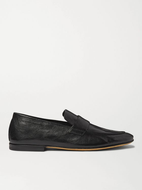 OFFICINE CREATIVE Airto Leather Loafers