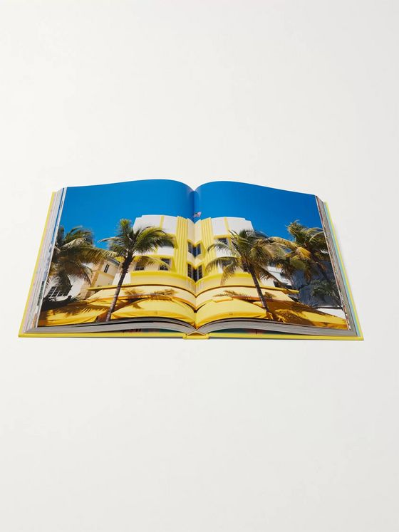 Assouline Miami Beach Hardcover Book