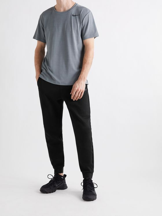 2XU Commute Tapered Cotton-Blend Jersey Sweatpants